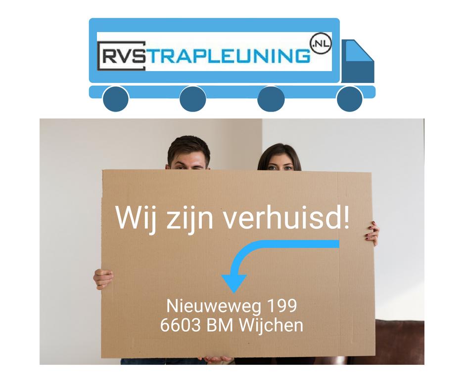 1f6c17b8660 Wij zijn verhuisd naar een nieuw pand! - RVStrapleuning.nl