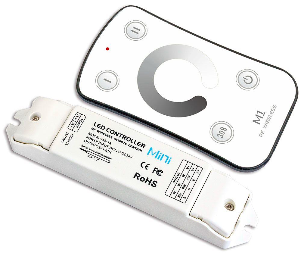 Afstandsbediening LED - RVStrapleuning.nl