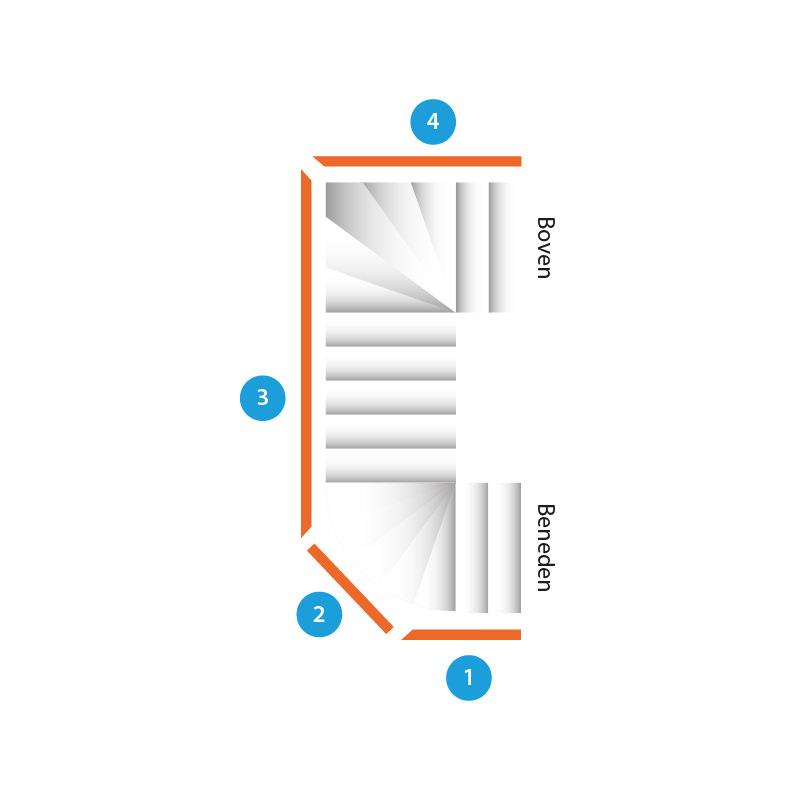 Trap berekenen trap berekenen with trap berekenen trap for Trap maken bereken